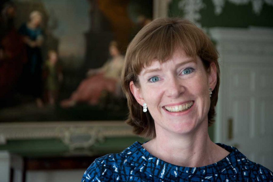 Caro Howell, director of the Foundling Museum, London