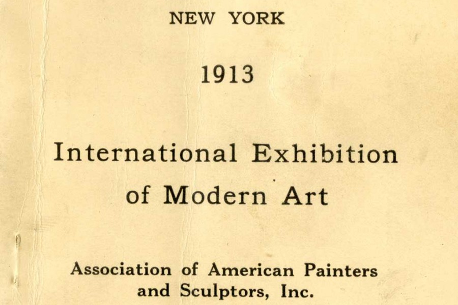 Exhibition catalogue (1913), Association of American Painters and Sculptors, Inc.