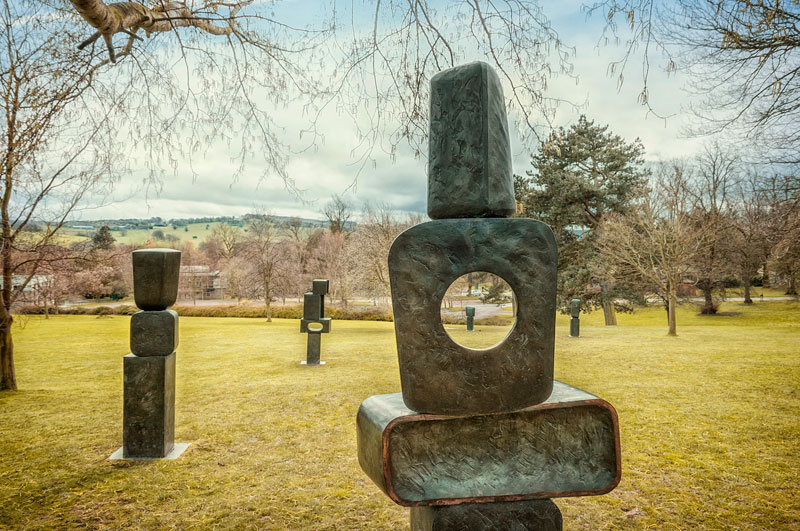 Yorkshire Sculpture Park, Wakefield, © Marc Atkins, Courtesy of the Art Fund
