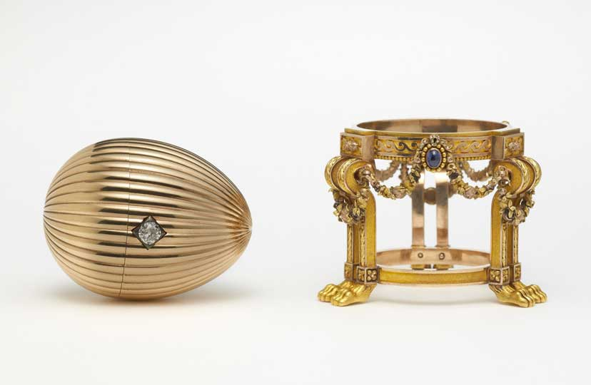 Easter egg hunt the third imperial faberg easter egg has the third imperial faberg egg and its stand negle Gallery