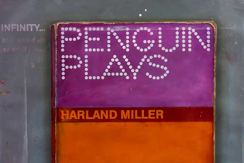 Prints and the 'painterly' object: Harland Miller's ...