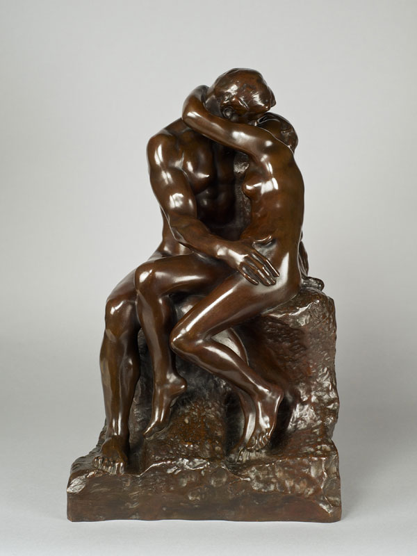 Auguste Rodin's The Kiss: an adulterous couple transformed into everyday icons