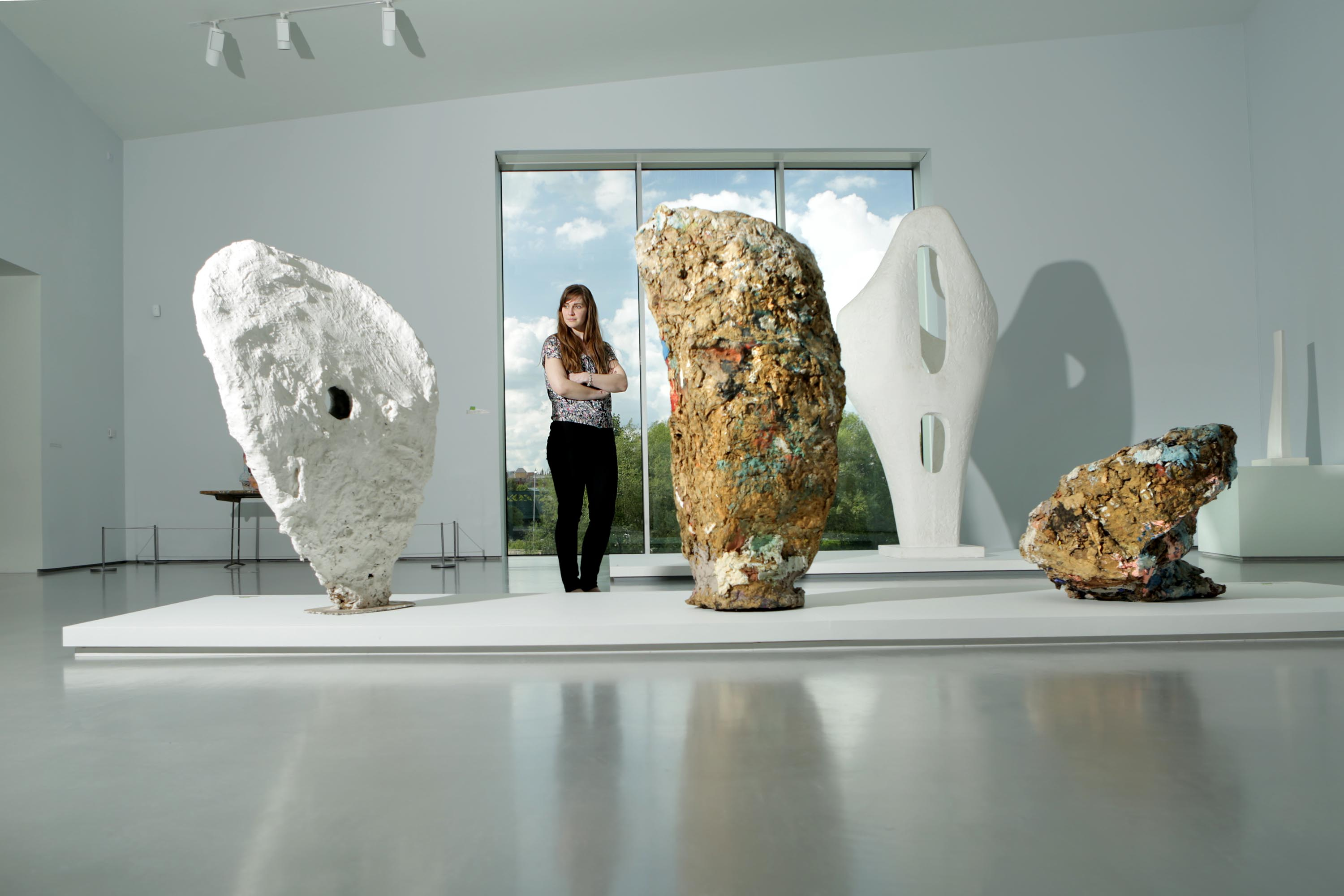 Review franz west where is my eight apollo magazine for Gabriele wurm