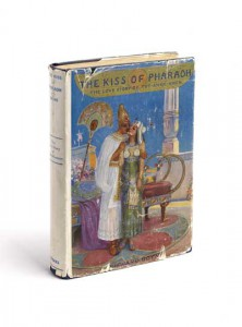 The Kiss of the Pharaoh: The Love Story of Tut-Ankh-Amen by Richard Grove, 1923. Private Collection