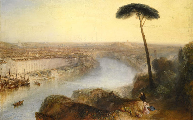 (1835) by JMW Turner will be sold at Sotheby's London in December