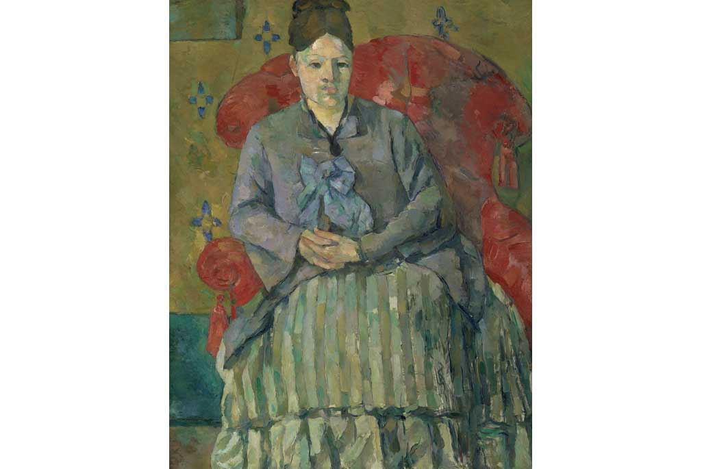 The Lady Vanishes Madame C 233 Zanne At The Metropolitan