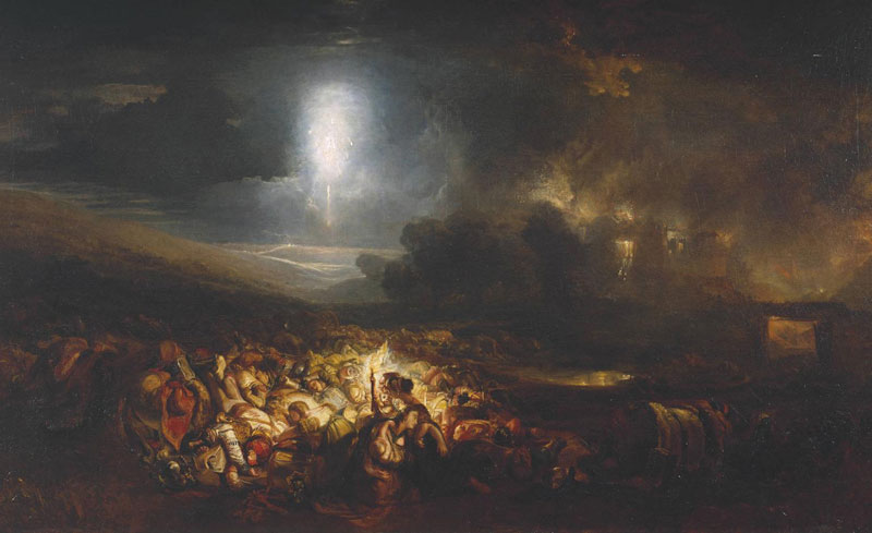 The Taste of Victory: British artists and Waterloo | Apollo Magazine