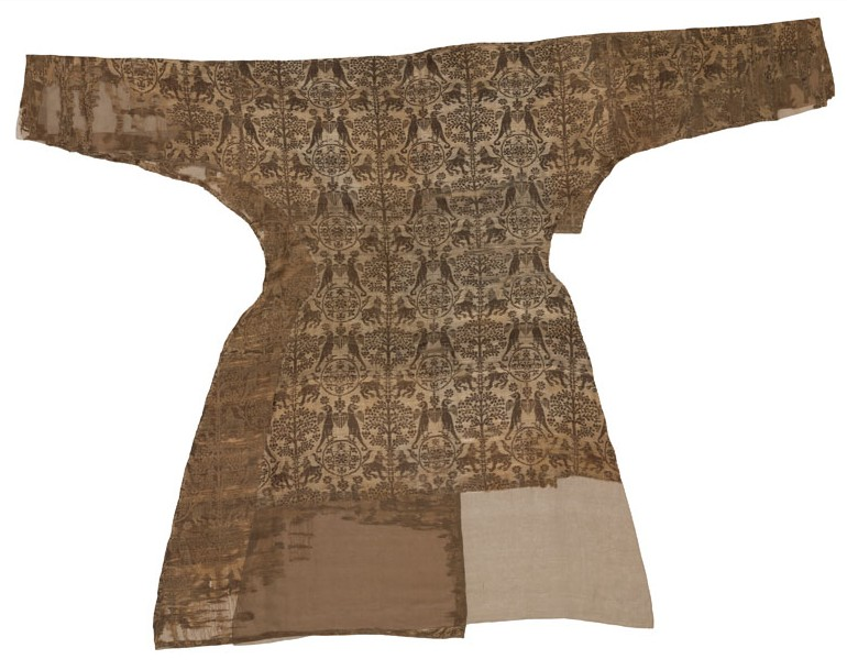 Riding Coat (first half of the 13th century), Eastern Islamic lands, probably Iran.
