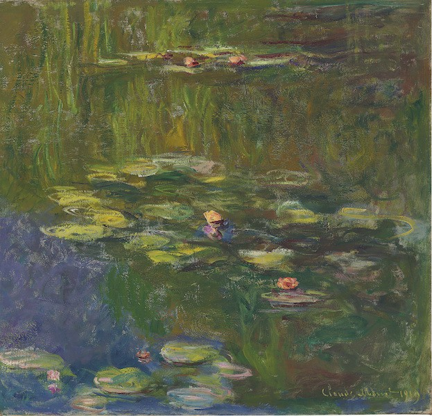 Mitchell monet and the master of kasadi come to auction apollo magazine - Le bassin aux nympheas ...