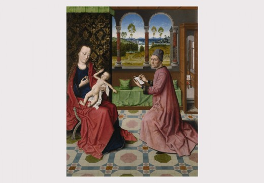 (c.1435-40), attributed to the workshop of Dieric Bouts the Elder