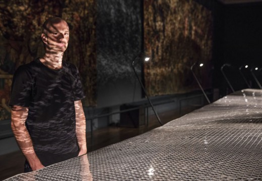Foil by Benjamin Hubert, Layer x Braun, at the V&A for the London Design Festival