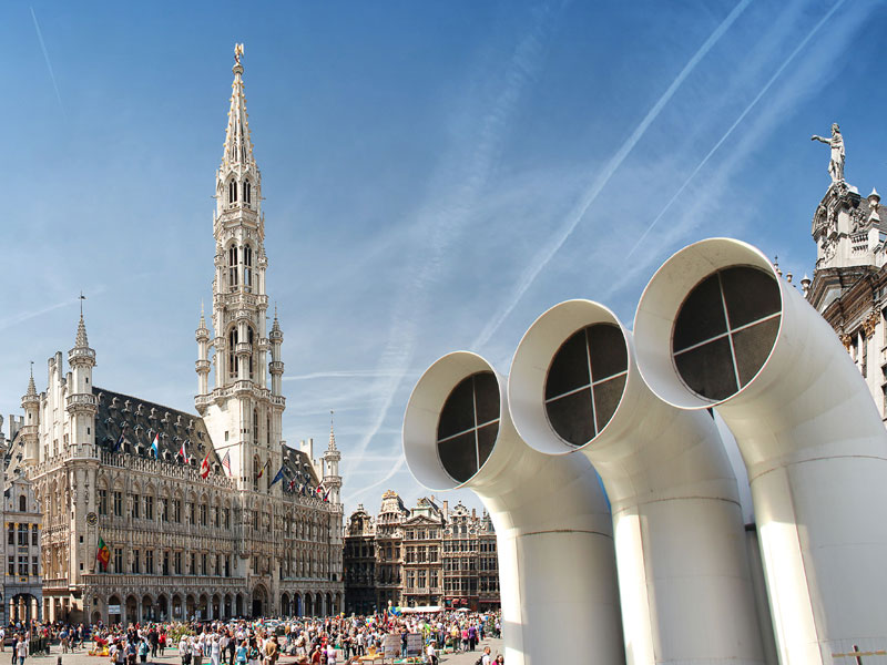 Does Brussels need the Pompidou?