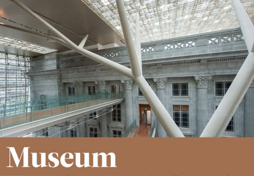 Apollo Awards 2016 - Museum Opening of the Year - National Gallery Singapore