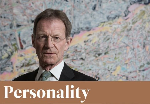 Apollo Awards 2016 - Personality of the Year - Sir Nicholas Serota