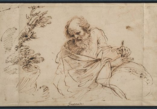 Guercino at Master Drawings New York 2017