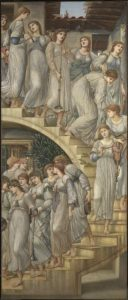 The Golden Stairs (1880), Sir Edward Coley Burne-Jones