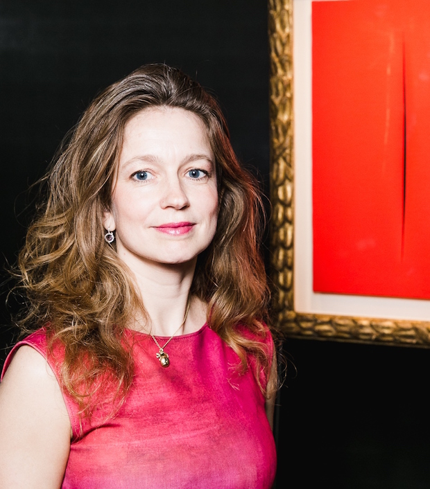 Isabelle Paagman, European Head of Private Sales, Contemporary, Sotheby's