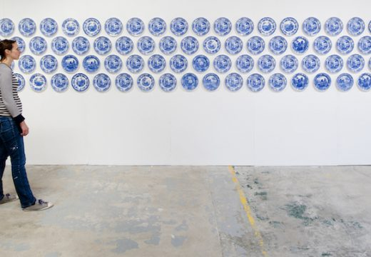 British Ceramics Biennial 2013, installation view. Photo: Joel Chester Fildes