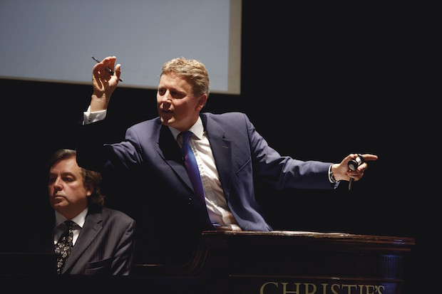 Jussi Pylkkanen, President of Europe and the Middle East, Christie's
