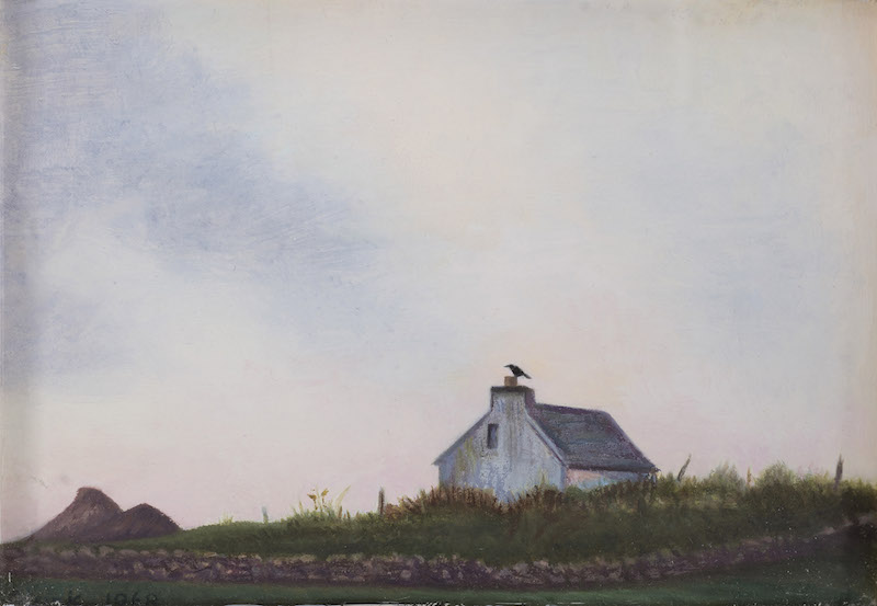 St. Buryan (1968), Gluck. Private collection