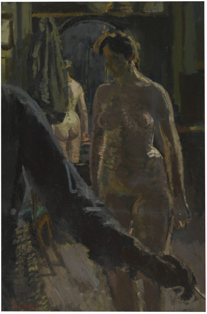 The Studio: The Painting of a Nude (1906), Walter Sickert