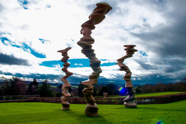 Points of View (2017), Tony Cragg. Photo: Ned Carter Miles