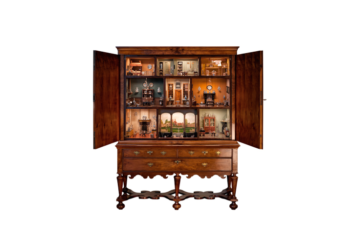 Doll's House (1690–1710), The Netherlands and China. John Endlich Antiquairs, €1.75m